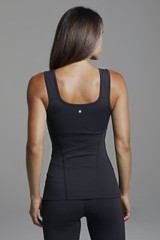 Scoop Back Yoga Cami back view