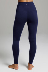 Renew Ultra High Waist yoga legging navy