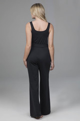 yoga jumpsuit with pockets