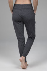CozySoft fabric in easy foldover jogger