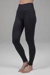 Black Seamless Yoga Leggings