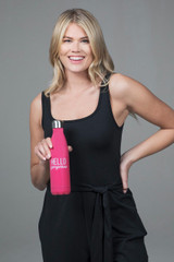 Hello Gorgeous Water Bottle (Pink) FREE Gift with Purchase