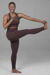 Seamless yoga clothing