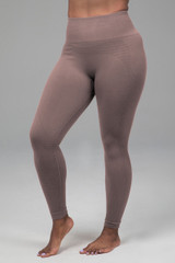 Kathryn Budig Seamless Collection leggings