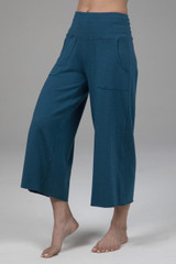easy cropped yoga pant