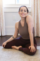 The Aim True Yoga Outfit