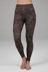 Renew Ultra High Waist 7/8 Yoga Legging (Perfect Leopard)