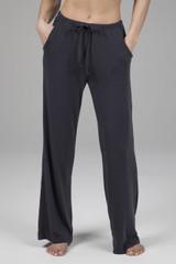 Drawstring Loungewear Pants with Pockets