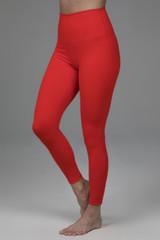 Renew Ultra High-Waist Fiery Red Side