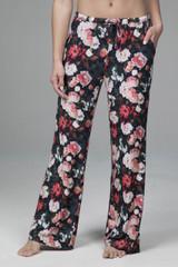 Vintage Floral pajama pant