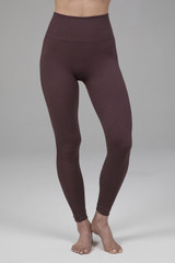 brown yoga legging