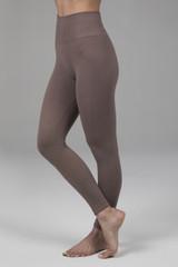 Kathryn Seamless Yoga Legging - Fawn