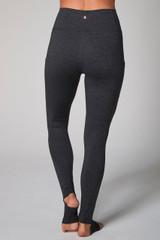 grey yoga legging