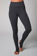 cozy yoga legging with pockets