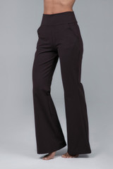 Perfect Flare Brown Dress Pant