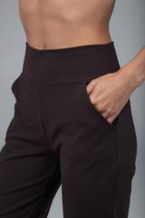 Perfect Flare Yoga Pant (Chocolate)