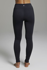 Romance Rendezvous Tight in Black Back View