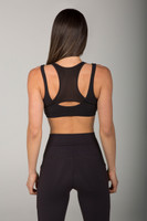 High Impact Cassia Bra with Mesh Back