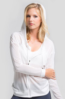 Breathable and Lightweight Activewear Jacket
