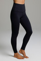 Renew Ultra High Waist Yoga Legging (Black) side