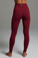 Renew High Waist Yoga Legging back view Sienna