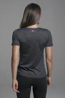 Yoga T-shirt back view