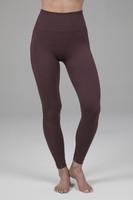 Brown Seamless Leggings