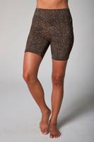 Duchess Biker Short Perfect Leopard