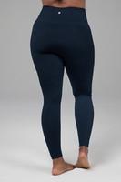 navy yoga legging