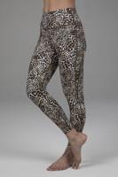 kathryn yoga legging in leopard