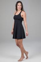 exercise dress in black
