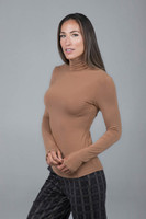 Grace Yoga Turtleneck Long Sleeve