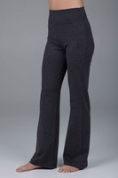charcoal heather bootcut flare