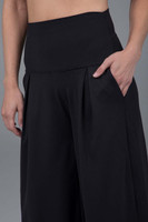 up-close wide leg pleated pants