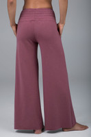 yoga pant in dusty rose