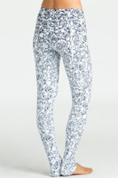 KiraGrace Grace Yoga Leggings in Etched Floral