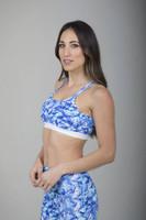 V-Back Yoga Bra (St. Lucia)