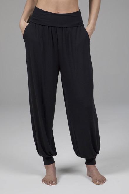 harem yoga jogger with pockets