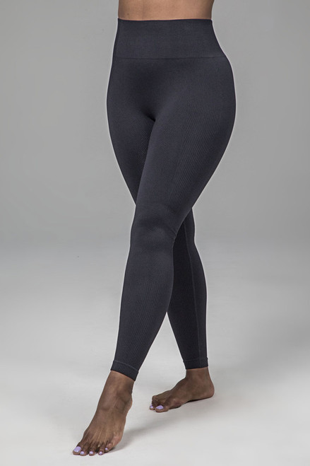 High-Impact Seamless 7/8 Yoga Legging