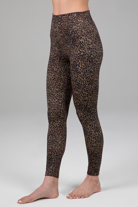 perfect leopard yoga legging