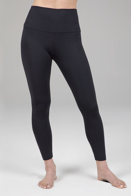 Black Ribbed Renew Ultra High Front