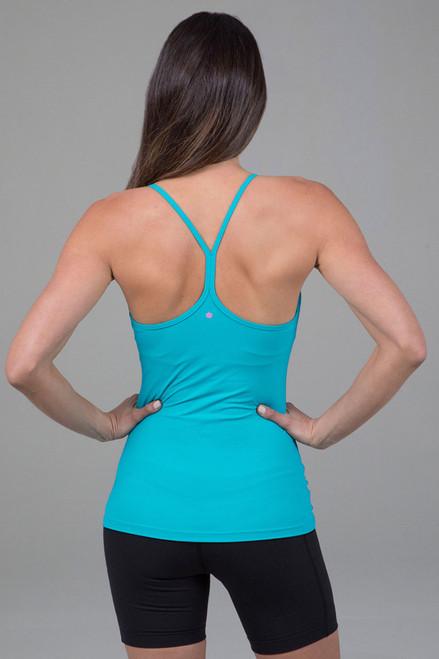 Victoria Y-Back Yoga Tank Back