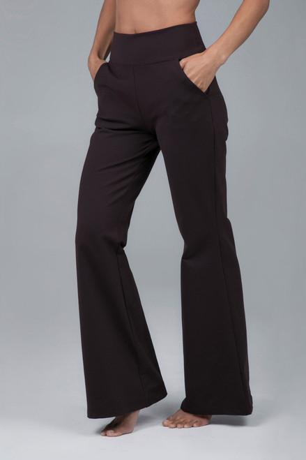 Dress Pant Brown Flare