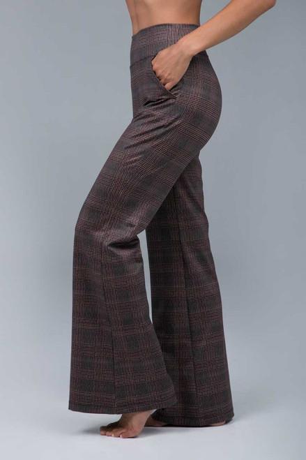 Plumberry Yoga Dress Pant