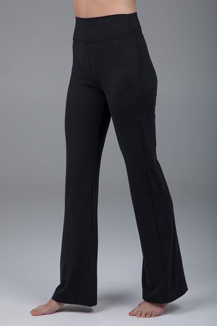 Bootcut flare pant black