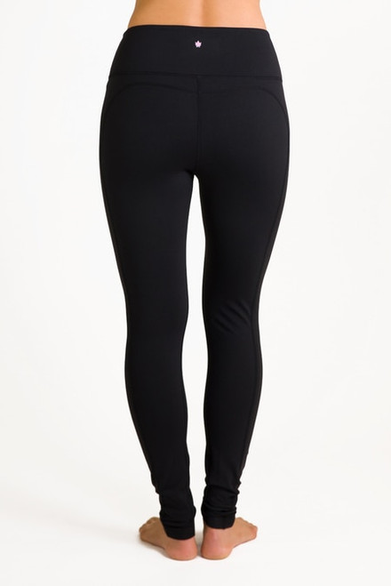 Black Goddess High Waist Yoga Tight Leggings