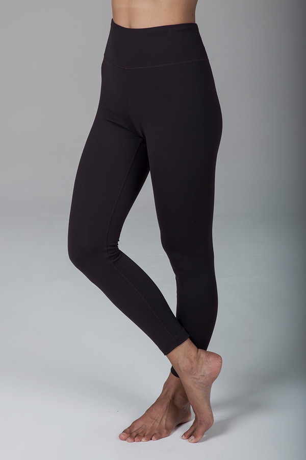 Grace Ultra High Waist 7/8 Yoga Legging (Coffee)