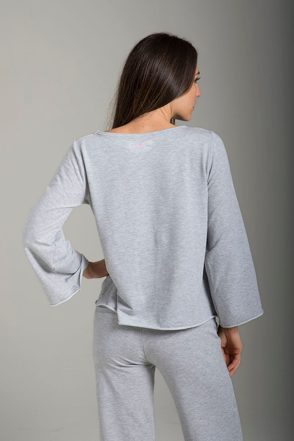 Cozy Sweatshirt (Heather Grey)