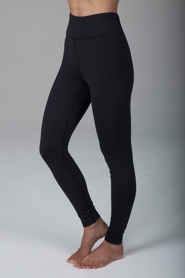 Grace Ultra High Waist Yoga Legging (Black)