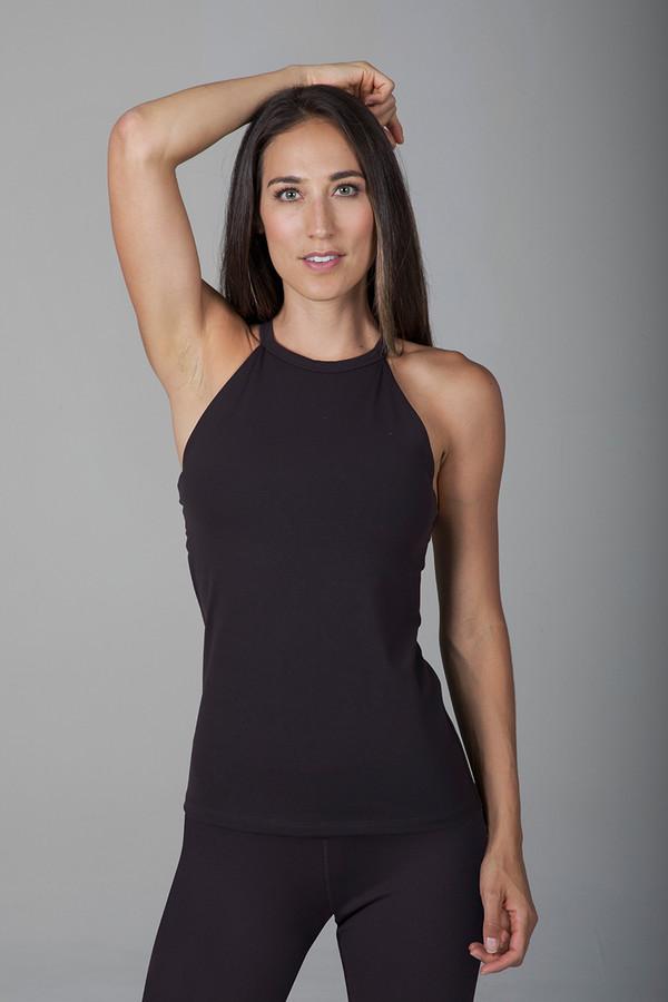 The Café Noir Yoga Outfit